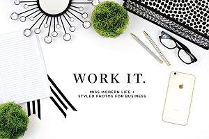 Styled Chic Desktop