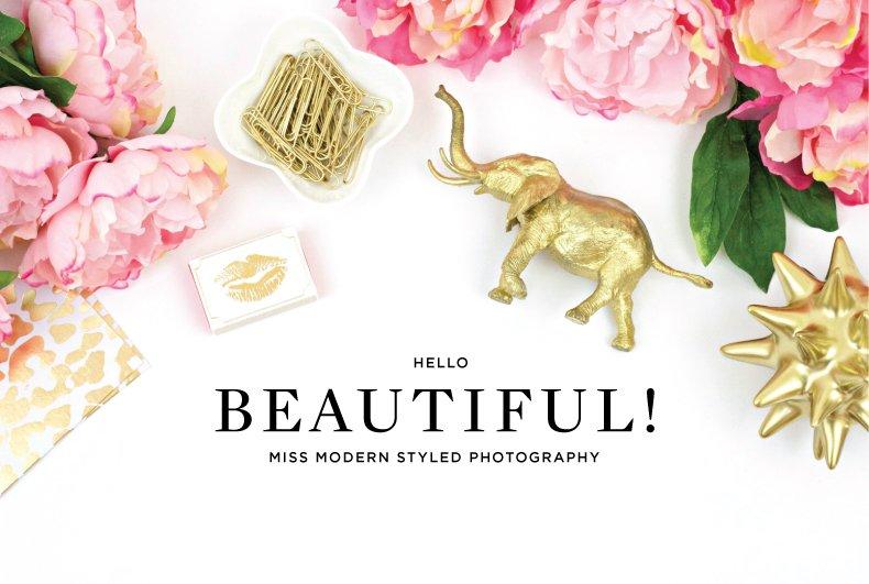 Styled Ellie - Product Mockups - 1