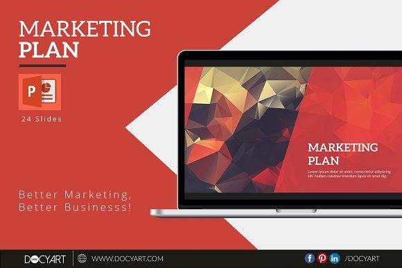 Marketing Plan PPTX