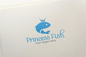 Princess Fish logo