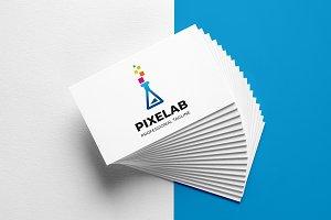 Pixelab Logo Template