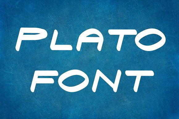 Plato Font
