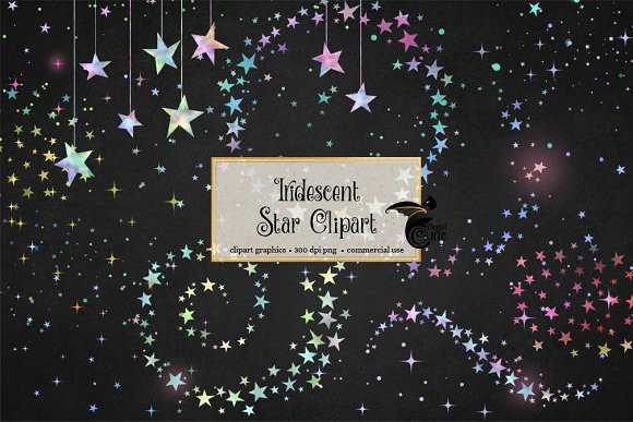 Iridescent Stars