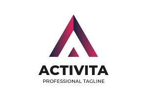 Activita Logo Template