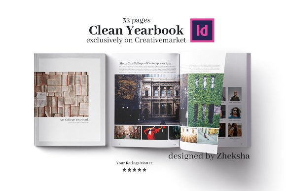 Clean Yearbook