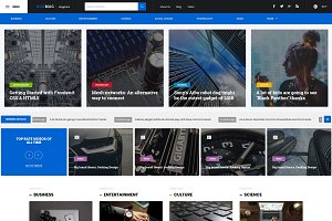 DigiMag - News & Magazine WordPress