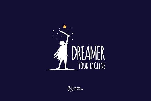 Dreamer Boy Logo