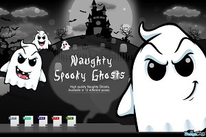 Naughty Ghosts