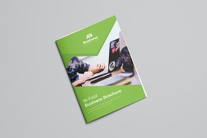 Green Bifold Brochure
