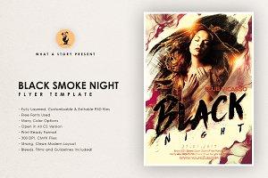 Black Smoke Night