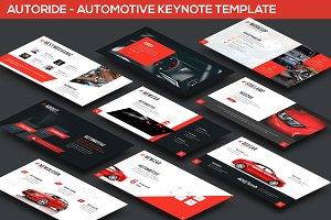 Autoride - Automotive Keynote
