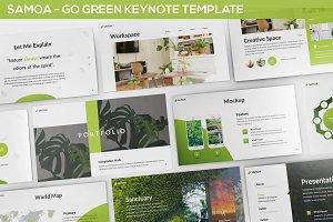 Samoa - Green Campaign Keynote
