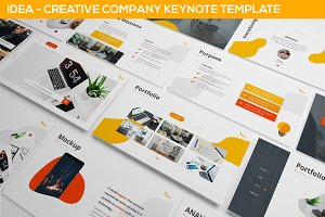 iDea - Creative Company Keynote