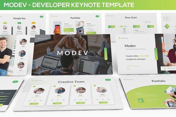 Modev Keynote Presentation