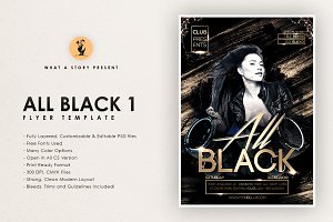 All Black 1