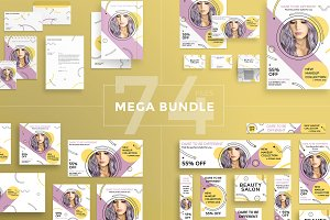 Mega Bundle | Makeup Collection