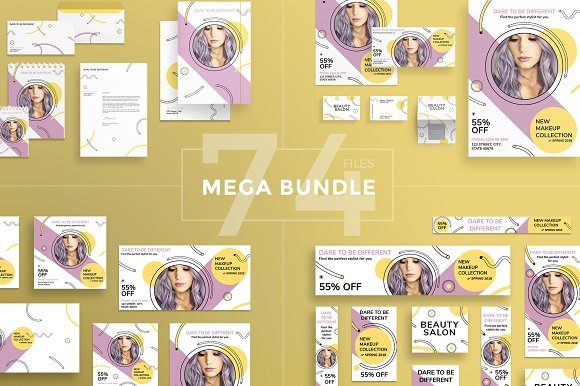 Mega Bundle Makeup Collection