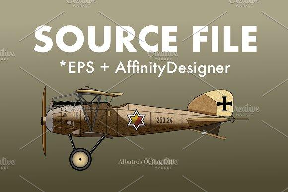 Source File Vector War Plane Illustr