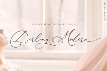 Darling Modern // Luxury Font