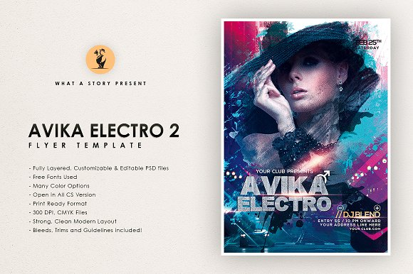Avika Electro 2