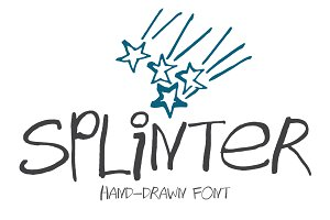 Splinter Font