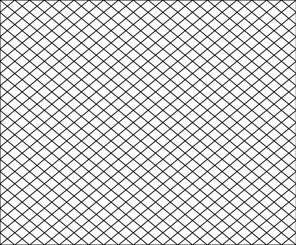 Seamless Net Texture Pattern With Black Squares On White Background Illustration