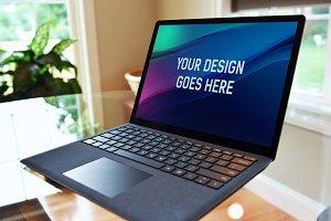 Laptop Display Mock-up #15