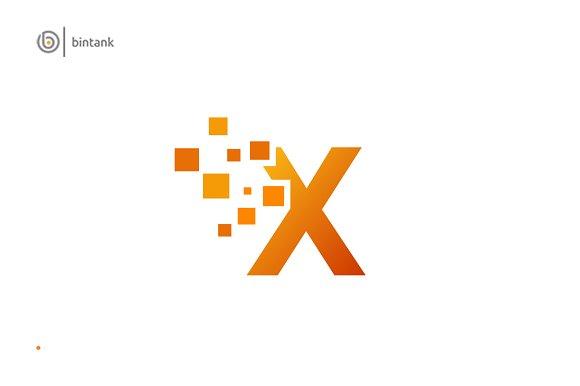 X Data Logo