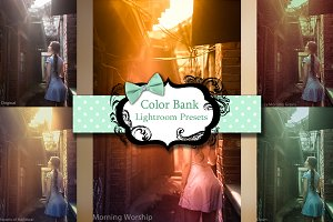 Color Bank Lightroom Presets