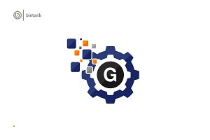 Gear Data - G Logo