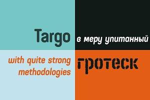Targo 4F (Family)