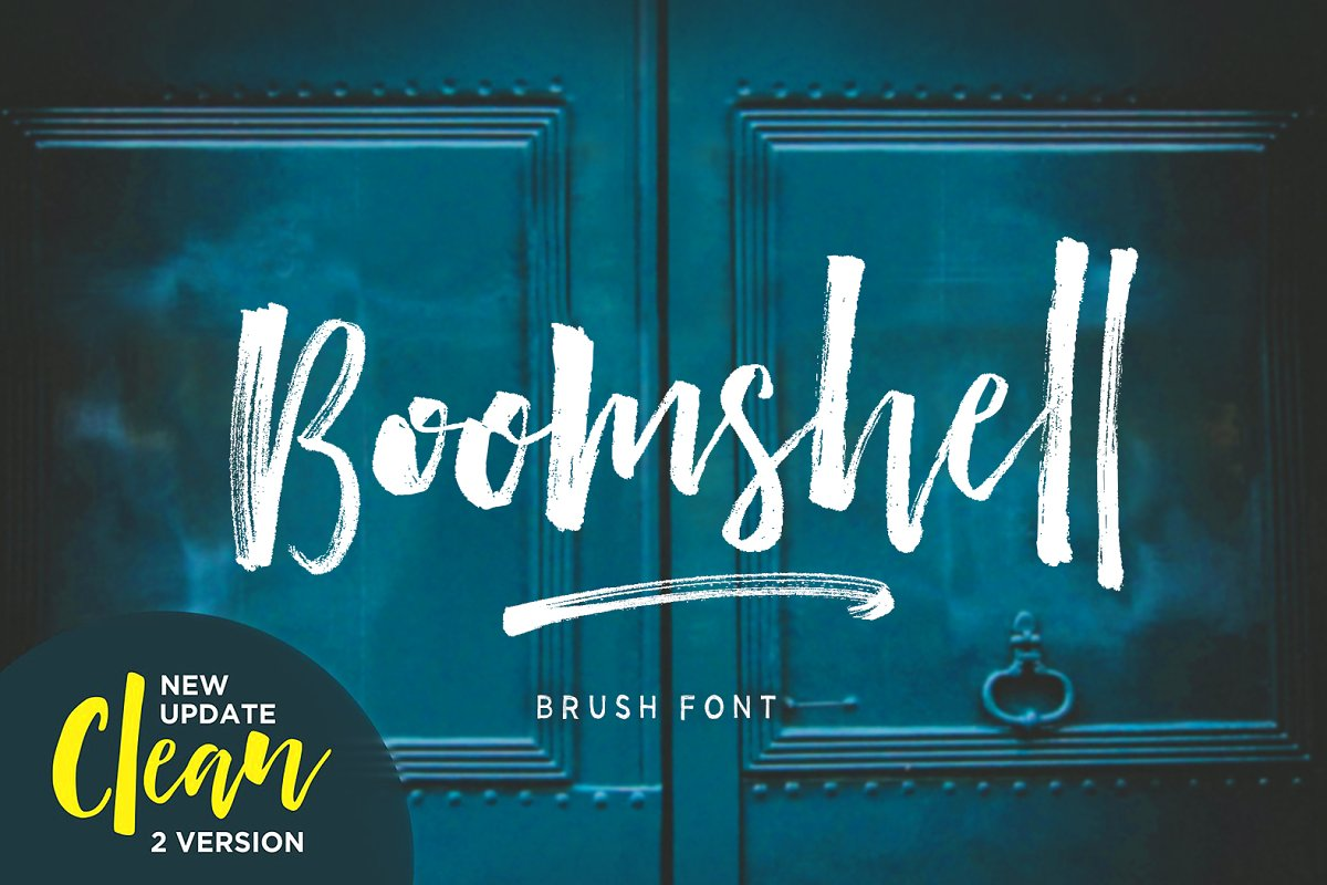 Boomshell Brush (New Update)