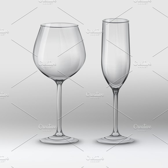 Two Types Of Glasses