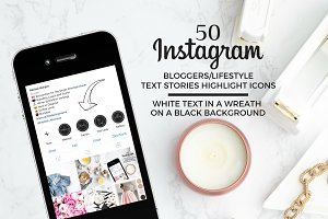 BLOGGER/LIFESTYLE Instagram Icon