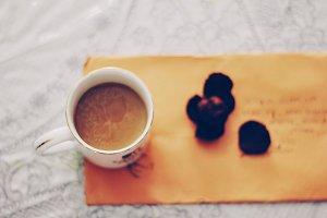 morning tea/coffee
