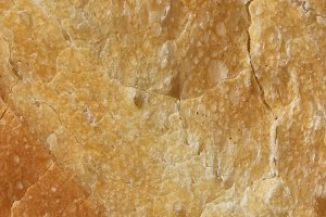 Crust of Bread. Food Background