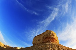 Desert of Israel