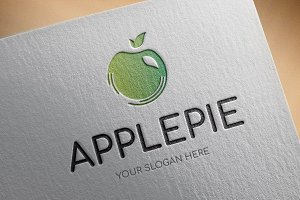 ApplePie Logo Template