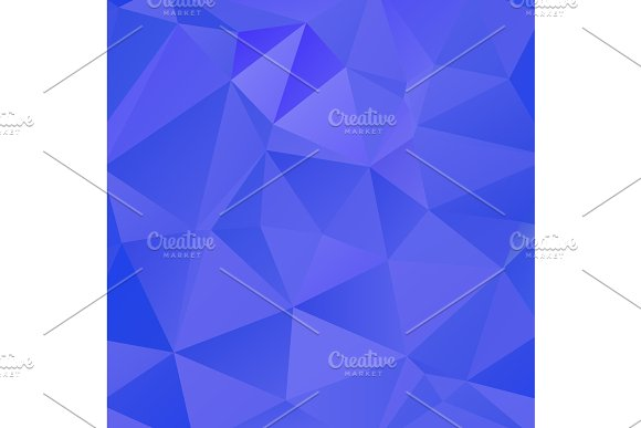 Geometric Vector Pattern Abstract Background