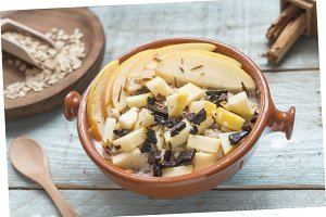 oatmel/ porridge healthy