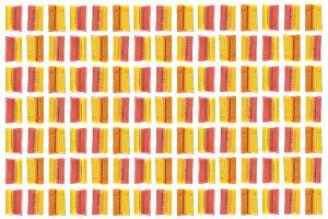 Colored Bubble Gums Pattern