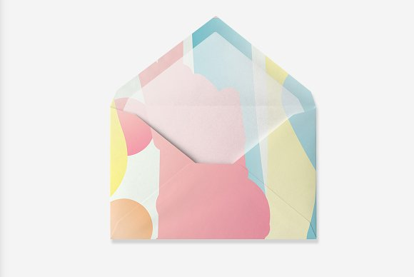 Simple Bounce 20 Pastel Backgrounds in Illustrations - product preview 6