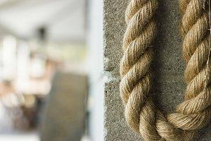 Barn rope