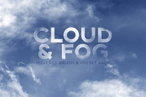 Cloud & Fog Brushes & Presets