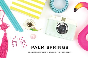 Styled Palm Springs
