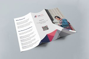 Corporate Agency TriFold Brochure