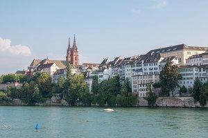 Basel City & River Rhine, Swiss