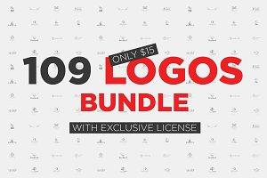 109 Logos Bundle