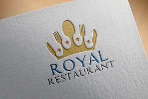 Royal Restaurant Logo