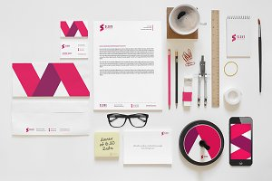 Ultimate Identity Mock-ups